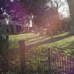 Bramshall Churchyard