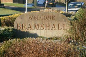 Bramshall Plaque