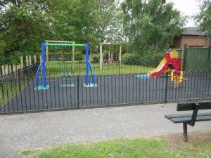Bramshall Play Area/Trim Track