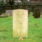 Sgt Buxton Grave