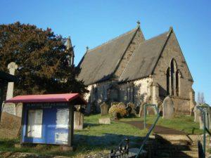 Stramshall Church