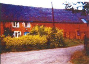 Old Barn and Parks Cottages