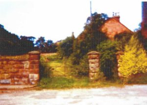 Old Vicarage Entrance