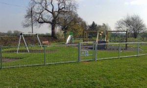 Stramshall Play Area